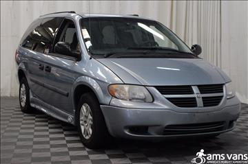 2005 Dodge Grand Caravan for sale at AMS Vans, Inc. in Tucker GA