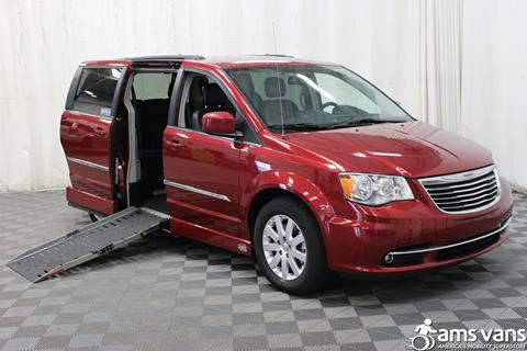 2014 Chrysler Town and Country for sale in Tucker GA