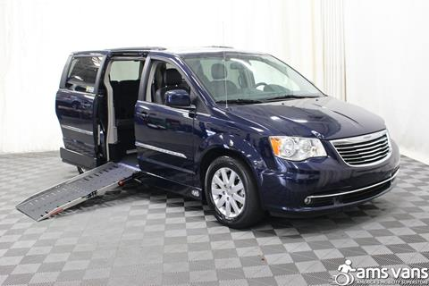 2016 Chrysler Town and Country for sale in Tucker, GA
