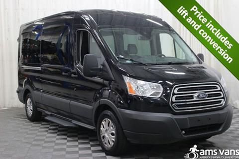 2017 Ford Transit Wagon For Sale In Tucker GA