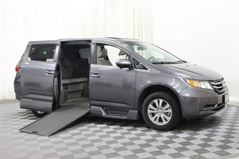 2016 Honda Odyssey for sale in Tucker, GA