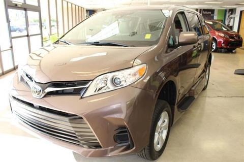 2019 Toyota Sienna for sale in Tucker, GA