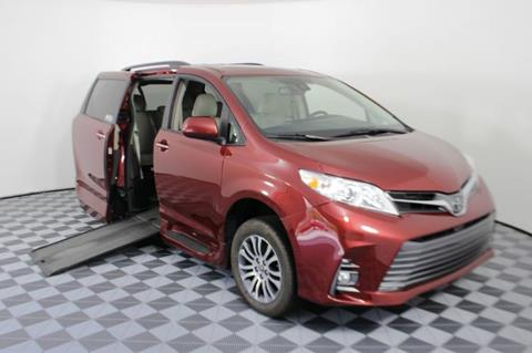 2018 Toyota Sienna for sale in Tucker, GA
