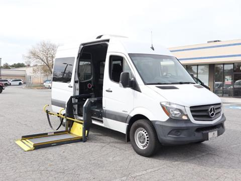 2016 Mercedes-Benz Sprinter Passenger for sale in Tucker, GA