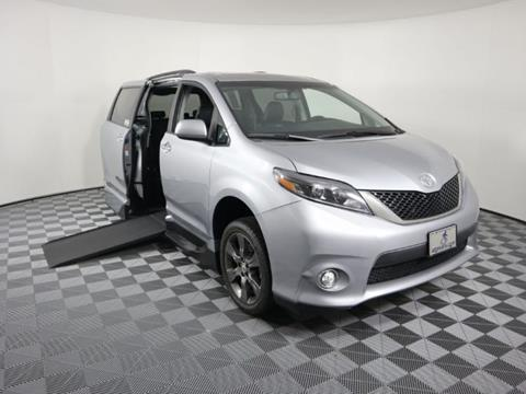 2016 Toyota Sienna for sale in Tucker, GA