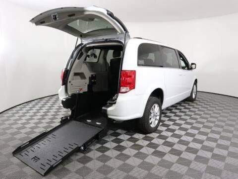 2019 Dodge Grand Caravan SXT for sale at AMS Vans in Tucker GA
