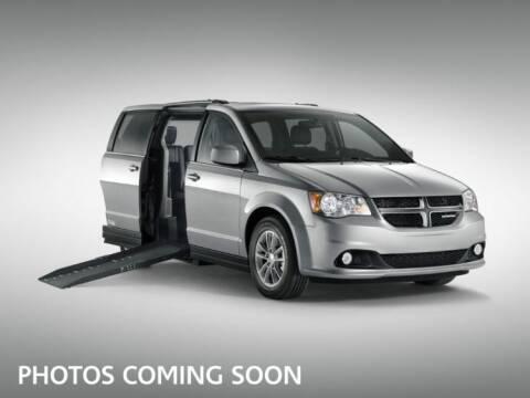 2018 Dodge Grand Caravan SXT for sale at AMS Vans in Tucker GA