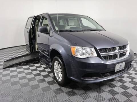 2013 Dodge Grand Caravan SXT for sale at AMS Vans in Tucker GA