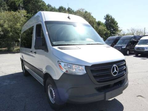 2019 Mercedes-Benz Sprinter Passenger for sale at AMS Vans in Tucker GA