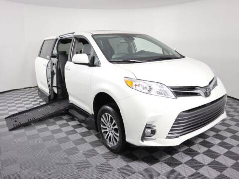 2019 Toyota Sienna for sale at AMS Vans in Tucker GA