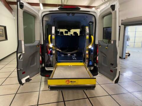 2018 Ford Transit Passenger for sale at AMS Vans in Tucker GA