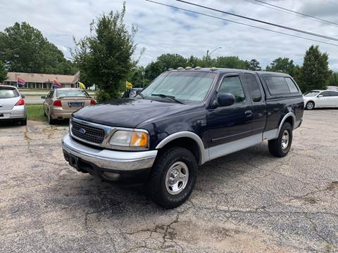 1999 Ford F-150 for sale in Raleigh, NC