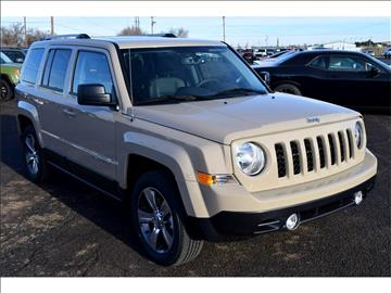 2017 Jeep Patriot for sale in Clovis, NM