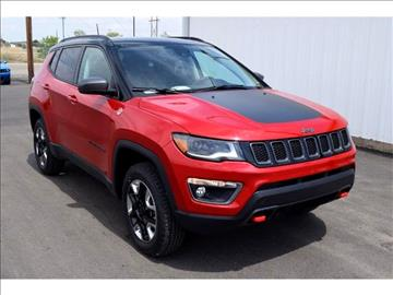 2017 Jeep Compass for sale in Clovis, NM