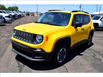 2017 Jeep Renegade for sale in Clovis, NM