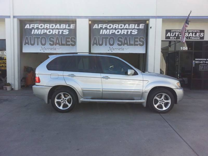 BMW X I In Murrieta CA Affordable Imports Auto Sales - Affordable bmw