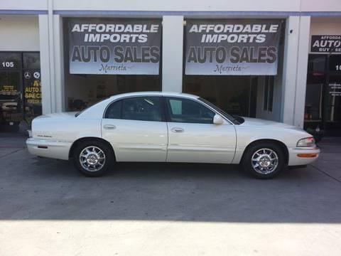 2002 Buick Park Avenue for sale in Murrieta, CA