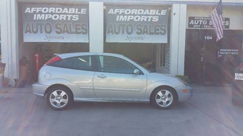2003 Ford Focus SVT for sale in Murrieta, CA