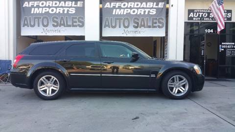 2005 Dodge Magnum for sale in Murrieta, CA