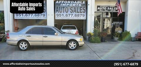 1995 Mercedes-Benz C-Class for sale in Murrieta, CA