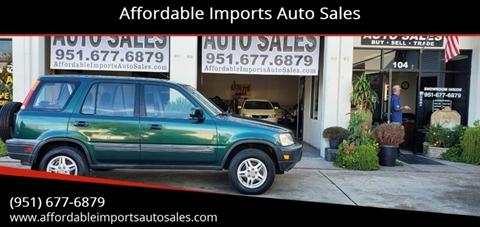 2001 Honda CR-V for sale in Murrieta, CA
