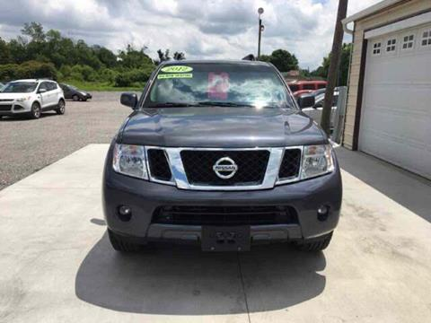 2012 Nissan Pathfinder for sale in Stanford, KY