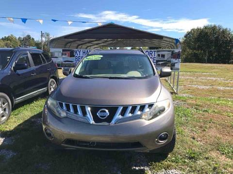 2009 Nissan Murano for sale in Stanford, KY