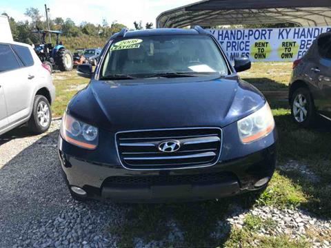 2008 Hyundai Santa Fe for sale in Stanford, KY