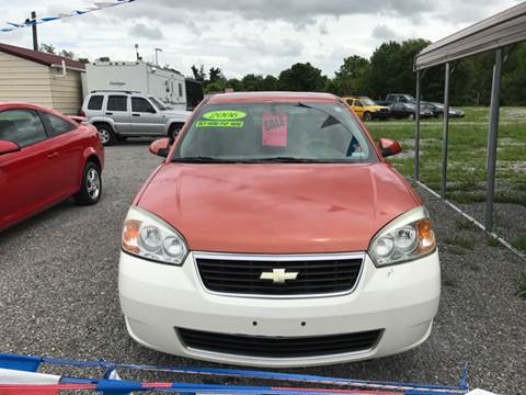 2006 Chevrolet Malibu Maxx for sale in Stanford, KY