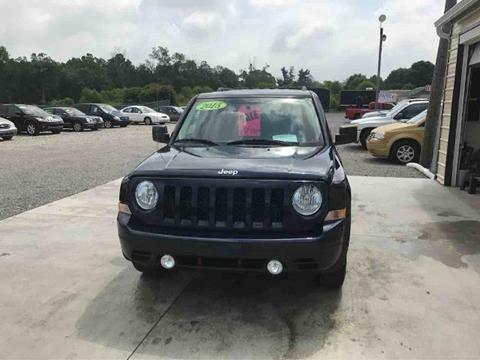 2015 Jeep Patriot for sale in Stanford, KY