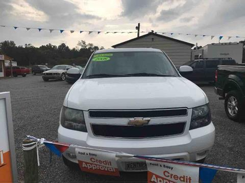 2008 Chevrolet Tahoe for sale in Stanford, KY