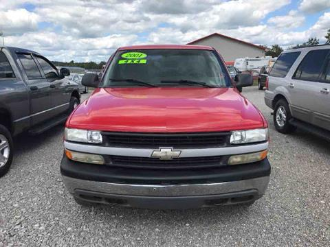 2001 Chevrolet Silverado 1500 for sale in Stanford, KY