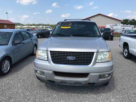 2003 Ford Expedition for sale in Stanford, KY