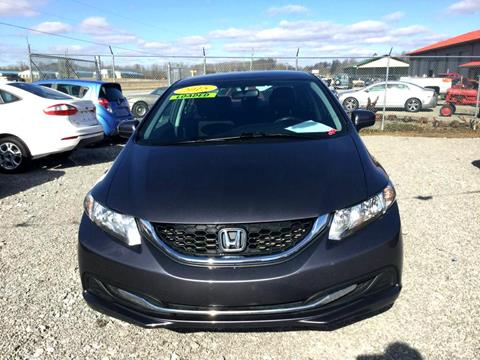 2015 Honda Civic for sale in Stanford, KY
