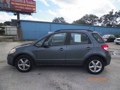 2008 Suzuki SX4 Crossover for sale in Lakeland, FL