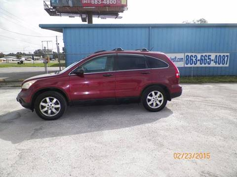 2007 Honda CR-V for sale in Lakeland, FL