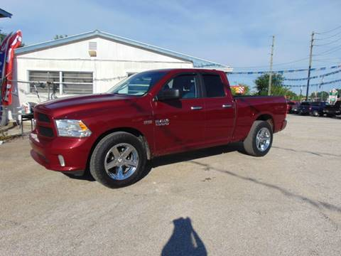 2014 RAM Ram Pickup 1500 for sale in Lakeland, FL