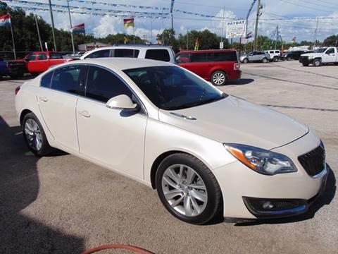2015 Buick Regal for sale in Lakeland, FL