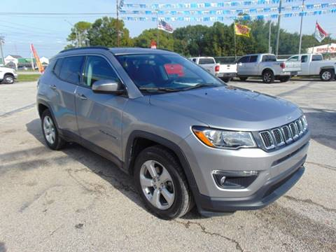 2018 Jeep Compass for sale in Lakeland, FL