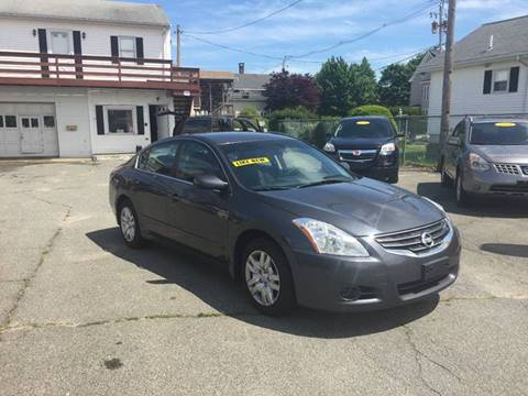 2010 Nissan Altima for sale at iDrive in New Bedford MA