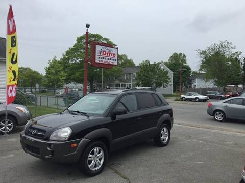 2006 Hyundai Tucson for sale in New Bedford, MA
