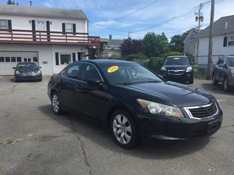 2009 Honda Accord for sale at iDrive in New Bedford MA