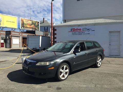 2004 Mazda MAZDA6 for sale at iDrive in New Bedford MA