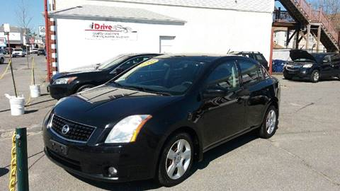 2008 Nissan Sentra for sale at iDrive in New Bedford MA