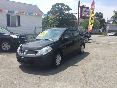 2010 Nissan Versa for sale at iDrive in New Bedford MA