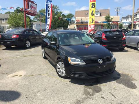 2012 Volkswagen Jetta for sale at iDrive in New Bedford MA
