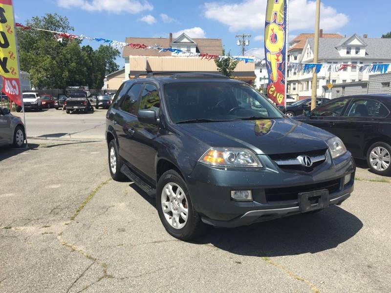 2006 Acura MDX for sale at iDrive in New Bedford MA