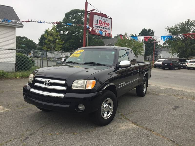 2003 Toyota Tundra For Sale At IDrive In New Bedford MA
