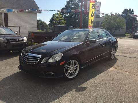 2011 Mercedes-Benz E-Class for sale at iDrive in New Bedford MA