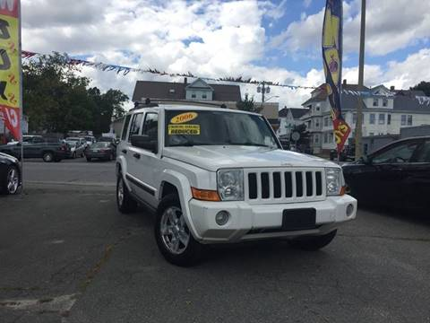 2006 Jeep Commander for sale at iDrive in New Bedford MA